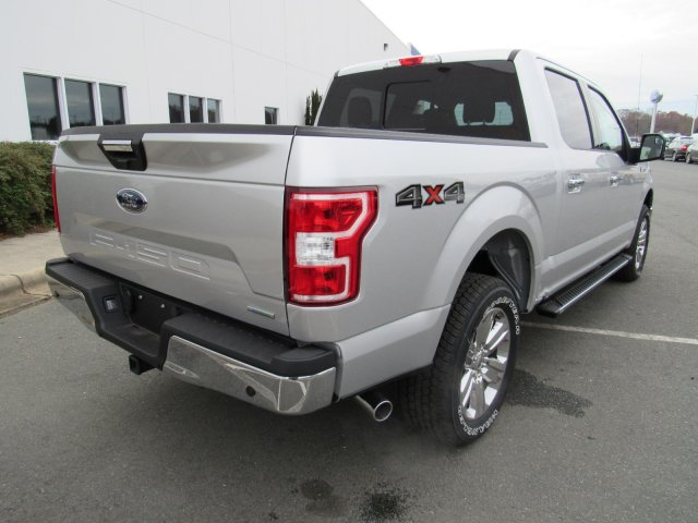 2018 F-150 SuperCrew Cab 4x4,  Pickup #T187491 - photo 6