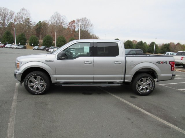 2018 F-150 SuperCrew Cab 4x4,  Pickup #T187491 - photo 8