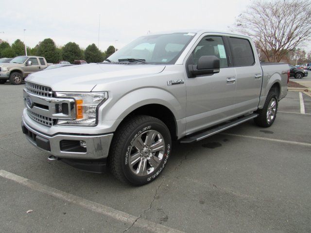 2018 F-150 SuperCrew Cab 4x4,  Pickup #T187491 - photo 1