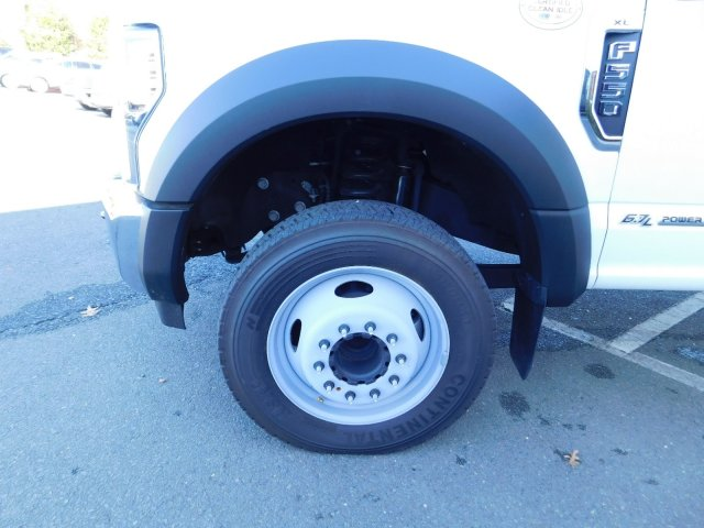2018 F-550 Regular Cab DRW 4x2,  PJ's Platform Body #T188164 - photo 10