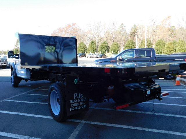 2018 F-550 Regular Cab DRW 4x2,  PJ's Platform Body #T188164 - photo 2
