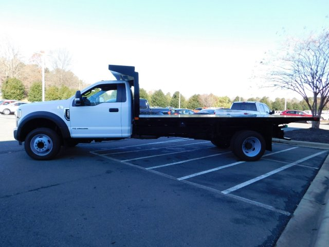 2018 F-550 Regular Cab DRW 4x2,  PJ's Platform Body #T188164 - photo 7