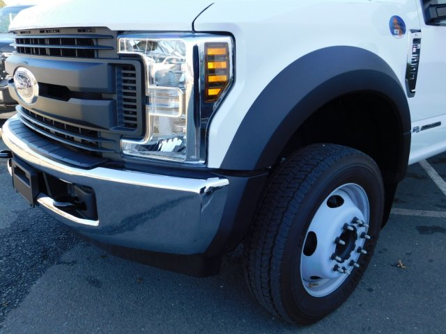 2018 F-550 Regular Cab DRW 4x2,  PJ's Platform Body #T188164 - photo 9