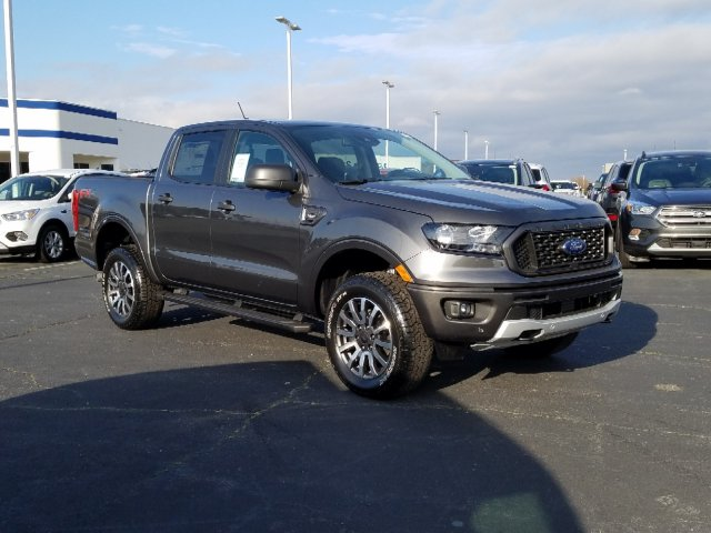 2019 Ranger SuperCrew Cab 4x4,  Pickup #T195005 - photo 3