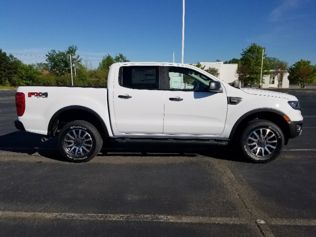 2019 Ranger SuperCrew Cab 4x4,  Pickup #T195010 - photo 4