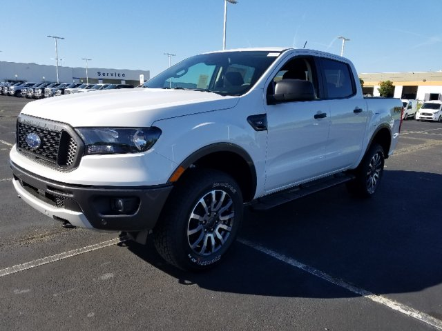 2019 Ranger SuperCrew Cab 4x4,  Pickup #T195010 - photo 1