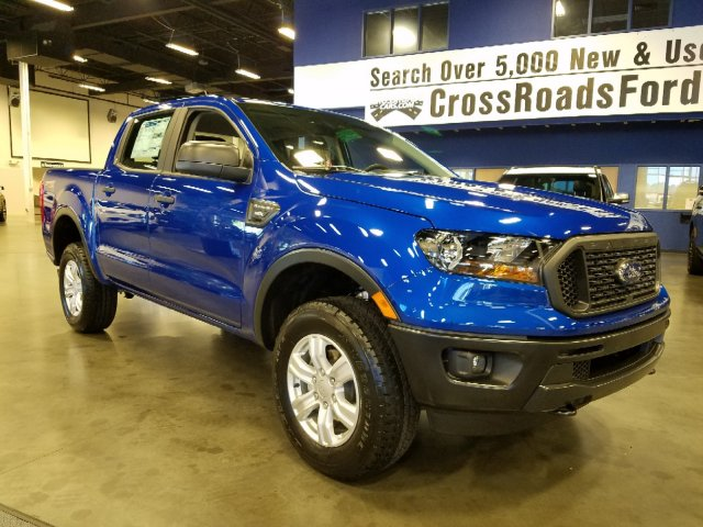 2019 Ranger SuperCrew Cab 4x4,  Pickup #T195018 - photo 3