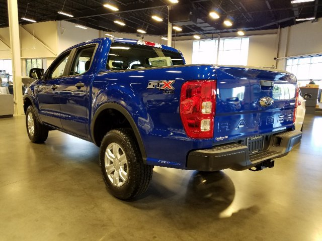 2019 Ranger SuperCrew Cab 4x4,  Pickup #T195018 - photo 2