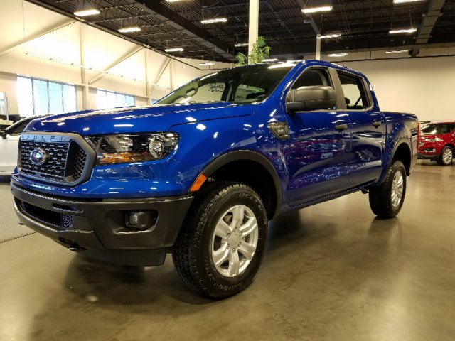 2019 Ranger SuperCrew Cab 4x4,  Pickup #T195018 - photo 1