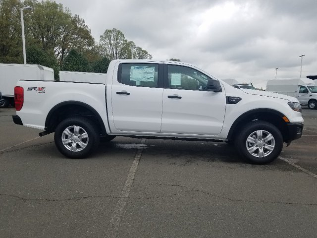 2019 Ranger SuperCrew Cab 4x4,  Pickup #T195019 - photo 4