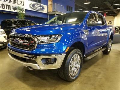 2019 Ranger SuperCrew Cab 4x4,  Pickup #T195025 - photo 3