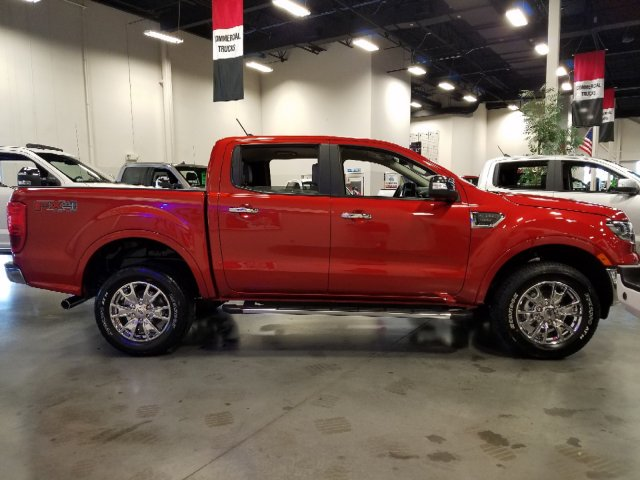 2019 Ranger SuperCrew Cab 4x4,  Pickup #T195026 - photo 4