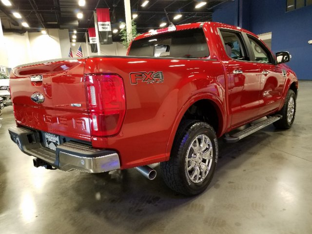 2019 Ranger SuperCrew Cab 4x4,  Pickup #T195026 - photo 5