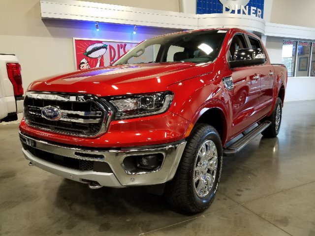 2019 Ranger SuperCrew Cab 4x4,  Pickup #T195026 - photo 1