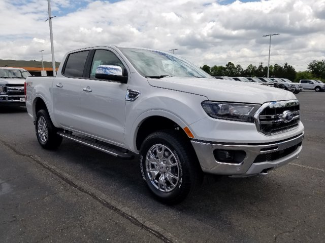 2019 Ranger SuperCrew Cab 4x4,  Pickup #T195027 - photo 3