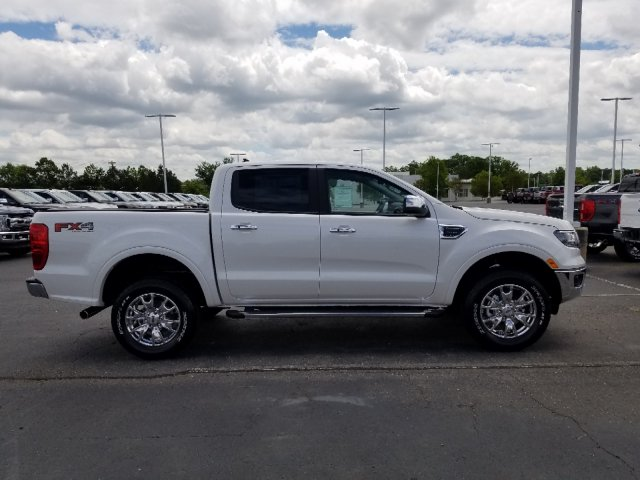2019 Ranger SuperCrew Cab 4x4,  Pickup #T195027 - photo 4