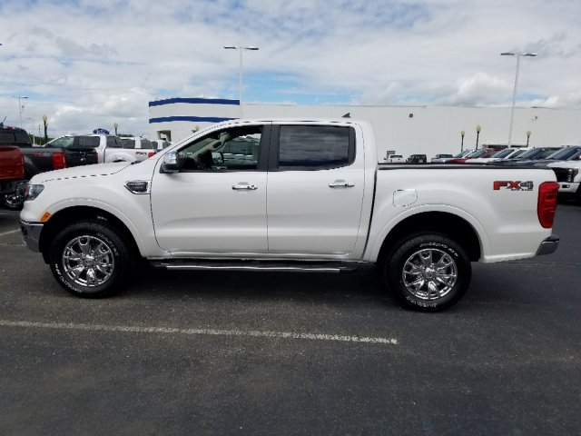2019 Ranger SuperCrew Cab 4x4,  Pickup #T195027 - photo 7