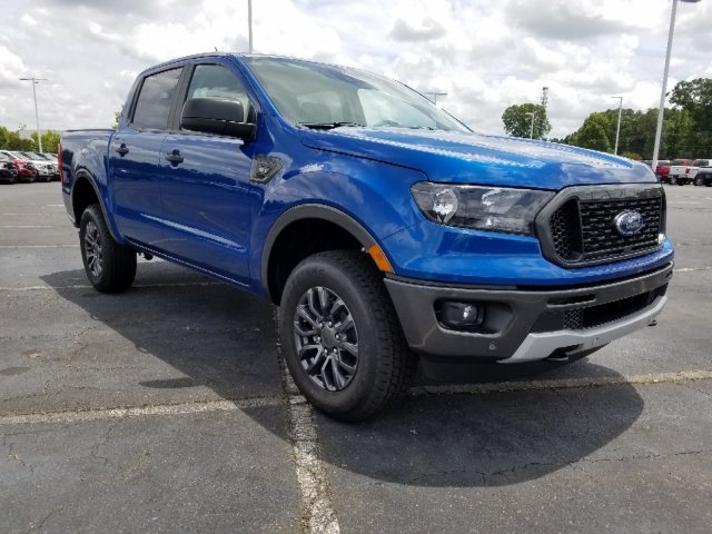 2019 Ranger SuperCrew Cab 4x4,  Pickup #T195035 - photo 3
