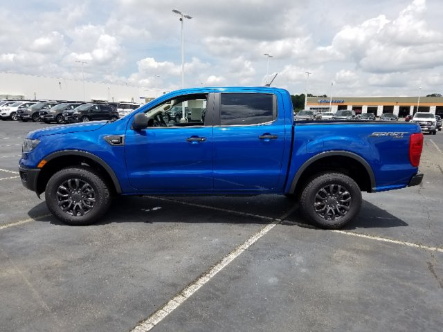 2019 Ranger SuperCrew Cab 4x4,  Pickup #T195035 - photo 7