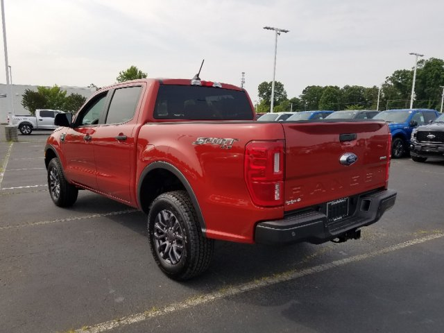 2019 Ranger SuperCrew Cab 4x4,  Pickup #T195044 - photo 2