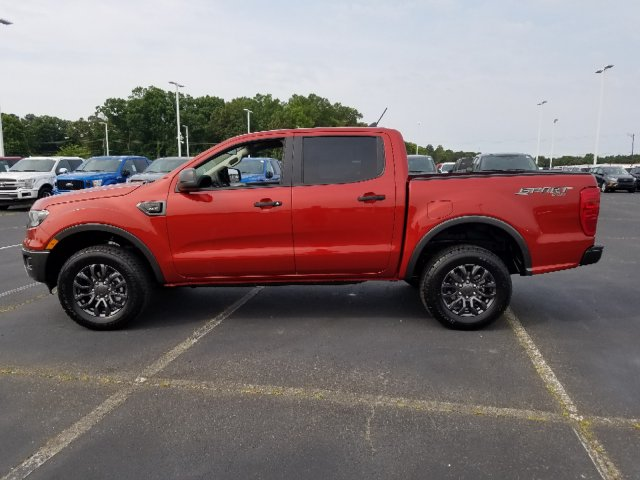 2019 Ranger SuperCrew Cab 4x4,  Pickup #T195044 - photo 7