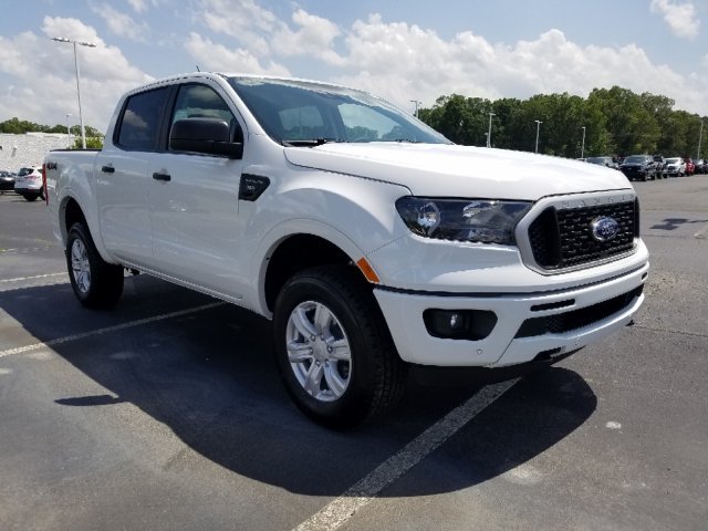 2019 Ranger SuperCrew Cab 4x4,  Pickup #T195046 - photo 3