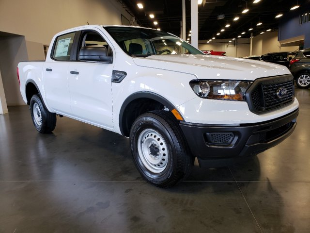 2019 Ranger SuperCrew Cab 4x2,  Pickup #T195053 - photo 3