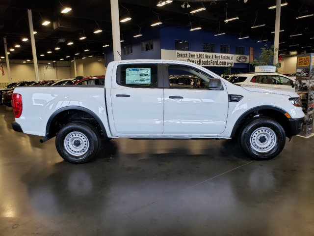 2019 Ranger SuperCrew Cab 4x2,  Pickup #T195053 - photo 4