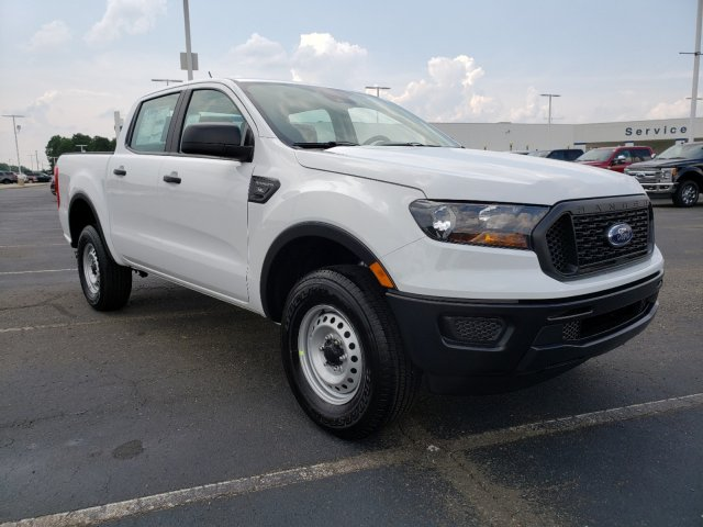 2019 Ranger SuperCrew Cab 4x2,  Pickup #T195054 - photo 3