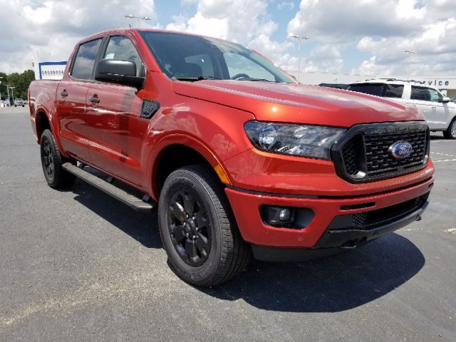 2019 Ranger SuperCrew Cab 4x2,  Pickup #T195056 - photo 3