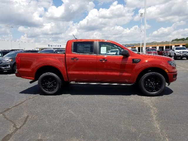 2019 Ranger SuperCrew Cab 4x2,  Pickup #T195056 - photo 4
