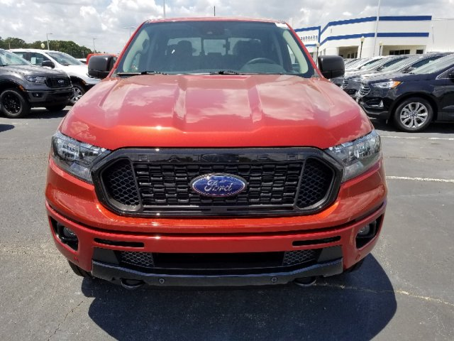 2019 Ranger SuperCrew Cab 4x2,  Pickup #T195056 - photo 8