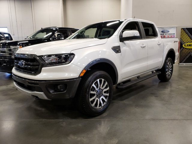 2019 Ranger SuperCrew Cab 4x2,  Pickup #T195058 - photo 1
