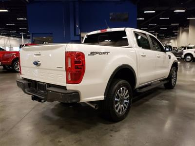 2019 Ranger SuperCrew Cab 4x2,  Pickup #T195058 - photo 4