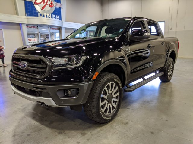 2019 Ranger SuperCrew Cab 4x4, Pickup #T195103 - photo 1