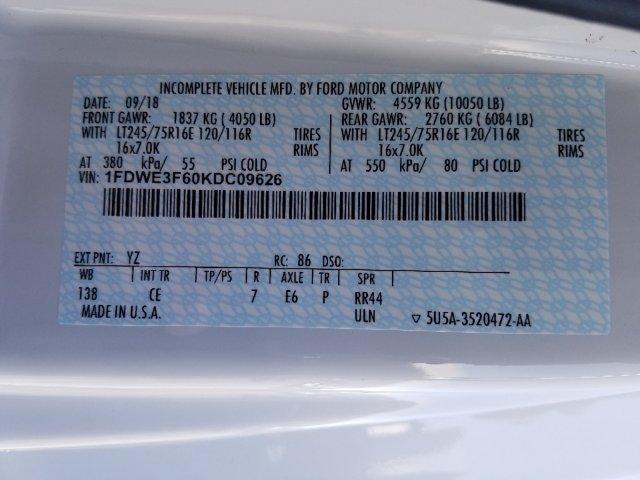 2019 E-350 4x2,  Service Utility Van #T196046 - photo 33