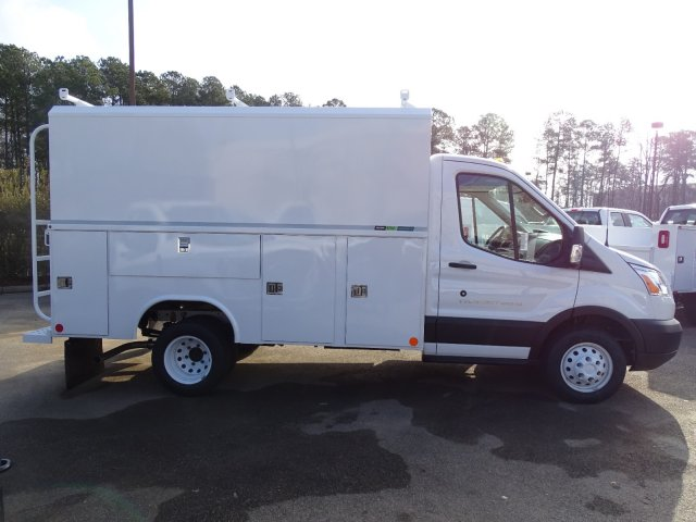 2019 Transit 350 HD DRW 4x2,  Reading Aluminum CSV Service Utility Van #T196060 - photo 4