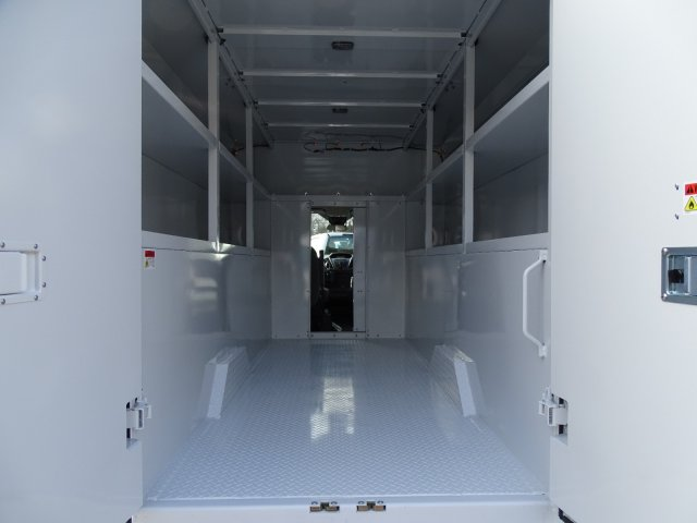 2019 Transit 350 HD DRW 4x2,  Reading Aluminum CSV Service Utility Van #T196060 - photo 31