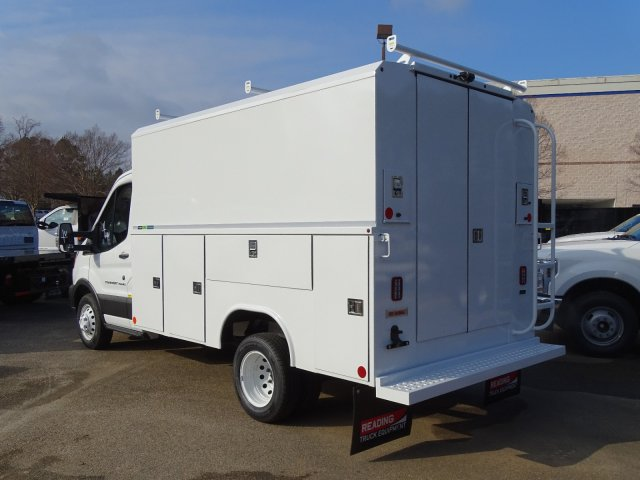 2019 Transit 350 HD DRW 4x2,  Reading Service Utility Van #T196060 - photo 1