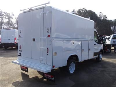 2019 Transit 350 HD DRW 4x2,  Reading Aluminum CSV Service Utility Van #T196060 - photo 5