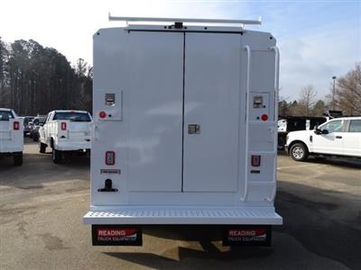2019 Transit 350 HD DRW 4x2,  Reading Aluminum CSV Service Utility Van #T196060 - photo 6