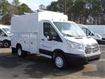 2019 Transit 350 HD DRW 4x2,  Reading Aluminum CSV Service Utility Van #T196060 - photo 3