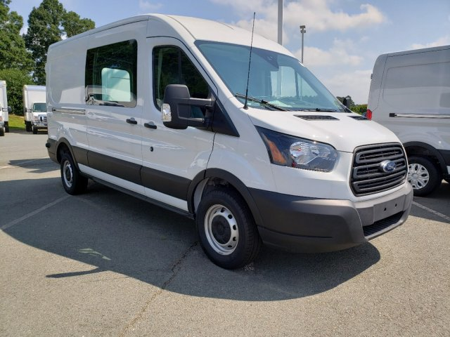 2019 Transit 250 Med Roof 4x2,  Empty Cargo Van #T196066 - photo 6