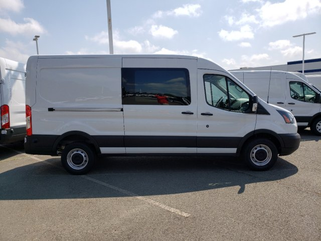 2019 Transit 250 Med Roof 4x2,  Empty Cargo Van #T196066 - photo 7