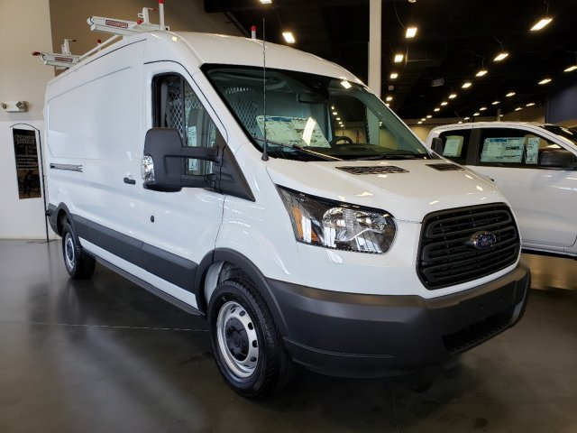 2019 Transit 250 Med Roof 4x2,  Upfitted Cargo Van #T196090 - photo 3