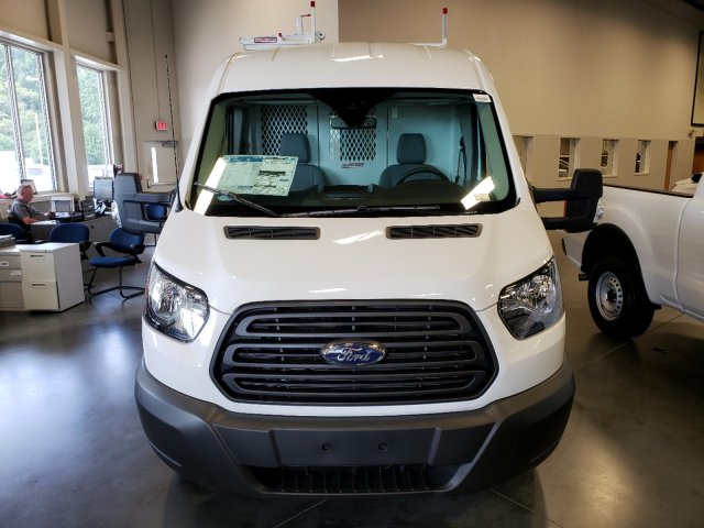 2019 Transit 250 Med Roof 4x2,  Upfitted Cargo Van #T196090 - photo 8