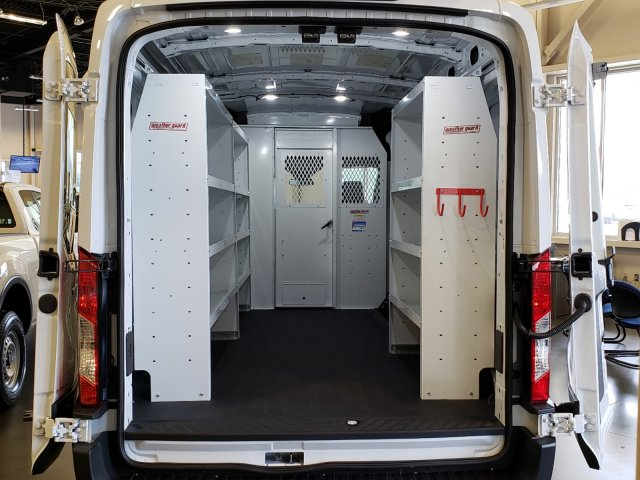 2019 Transit 250 Med Roof 4x2,  Upfitted Cargo Van #T196090 - photo 2