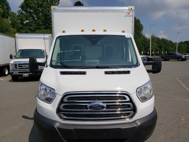2019 Transit 350 HD DRW 4x2,  Supreme Iner-City Cutaway Van #T196105 - photo 8