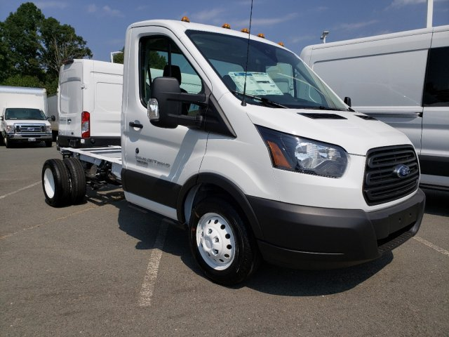2019 Transit 350 HD DRW 4x2,  Cab Chassis #T196109 - photo 1