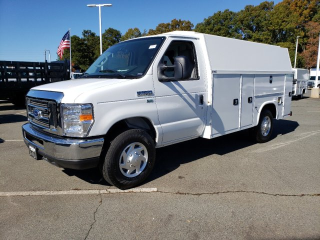 2019 Ford E-350 4x2, Knapheide Service Utility Van #T196134 - photo 1